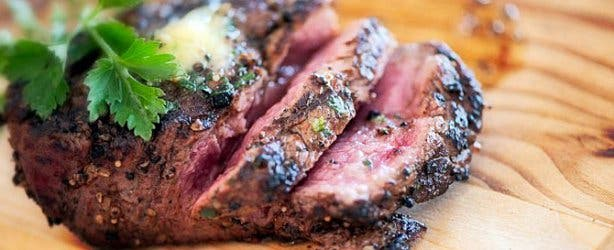 The Local Grill steak