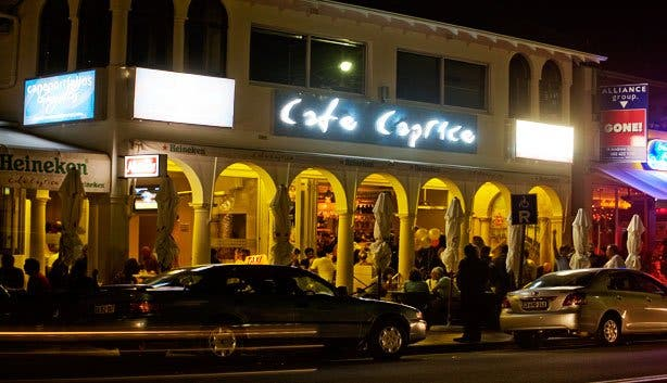Cafe Caprice