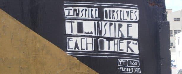 Street Art Cape Town: Jaco Slabbert