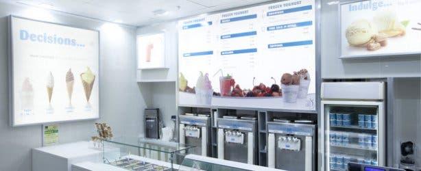 Marcel's ice cream