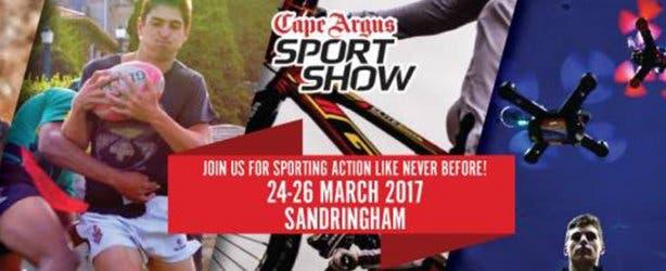 Cape Argus SportShow - 1