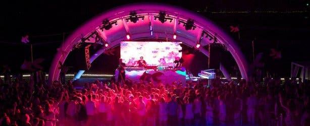 Goldfish Concert at Shimmy Beach Club
