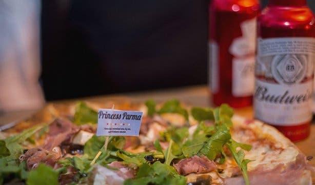 Pizza Sgt pepper