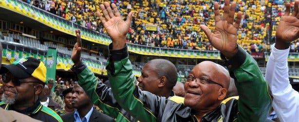 ANC Zuid-Afrika