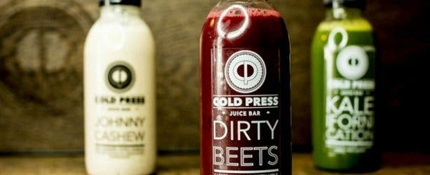 Cold Press Juice Bar Juices
