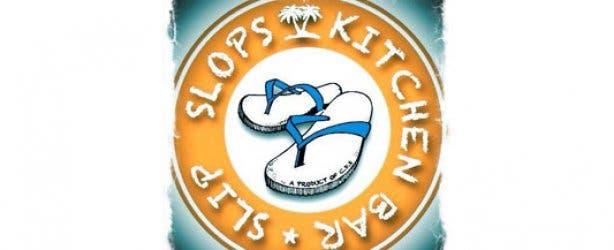 Slip Slops Kitchen Bar Logo