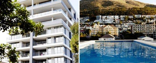 Antrim Villa apartment exterior