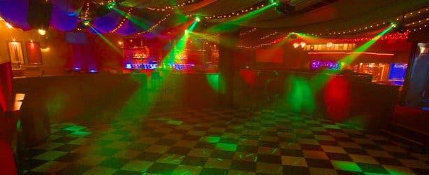 Tiger Tiger dance floor empty