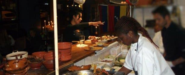 Latin American cuisine from orinoco restaurant