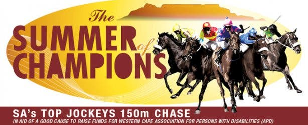 Summer of Champions Horse Race Durbanville