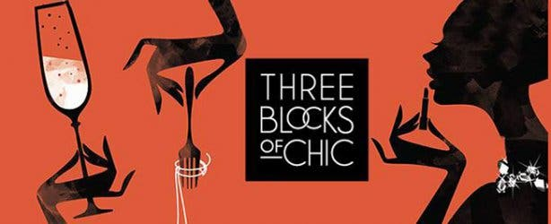 Three Blocks of Chic at the Cape Quarter Shopping Mall