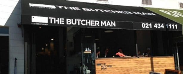 The Butcher Man Butchery Exterior