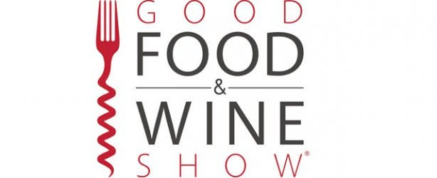 GFWS logo good food and wine show