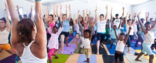 Earthchild Yoga Classes