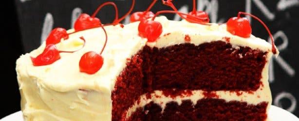 Red Velvet Cake from Die Platteland Indoor Market
