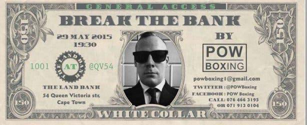 Pow Boxing Break the Bank Launch