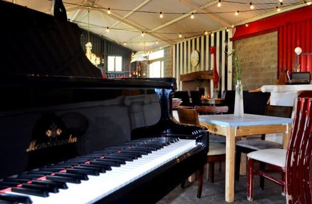 Interior design at Festa South Africa