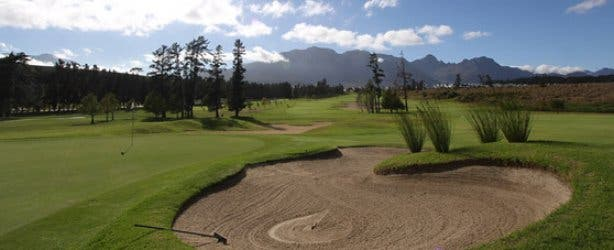 De Zalze Champion Golf Course