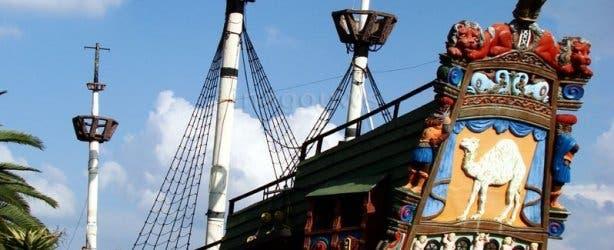 VOC ship Dromedaris