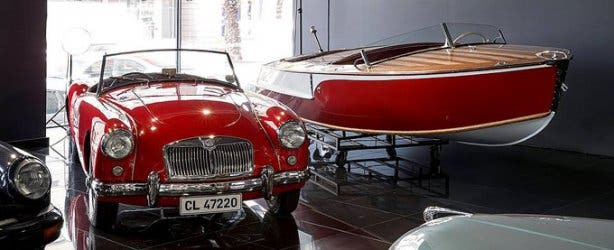 Dapper Coffee Co. and Club9 Car and Boat