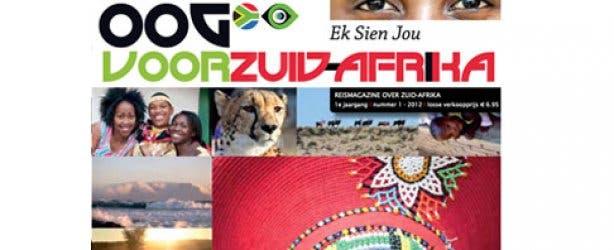 Oog voor zuid Africa