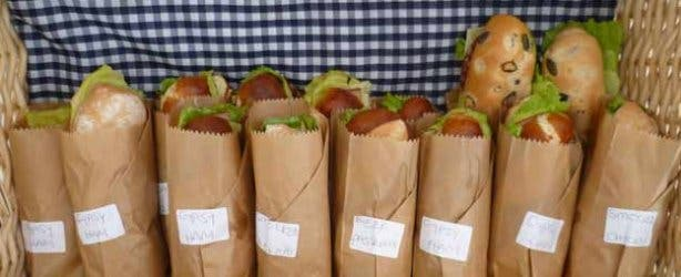 Baguette Sandwich 3