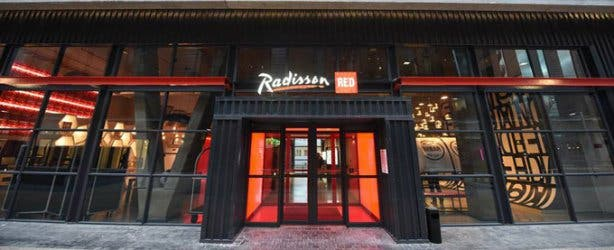 Radisson RED NYE 2