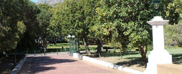 Companys Garden Kapstadt Cape Town Photo: Elisabeth Thobe