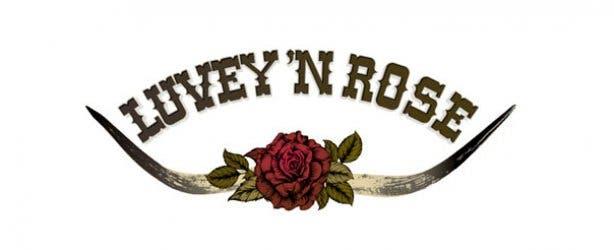 Luvey n Rose Art Gallery Logo