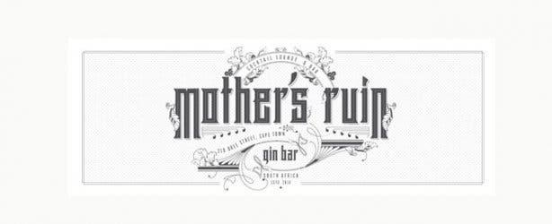 Mother's Ruin Gin Bar Logo