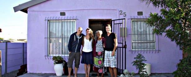 Abang vakantie naar zuid afrika