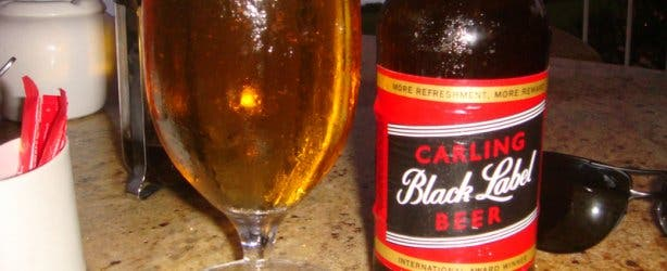 Carling Black Label Beer 2