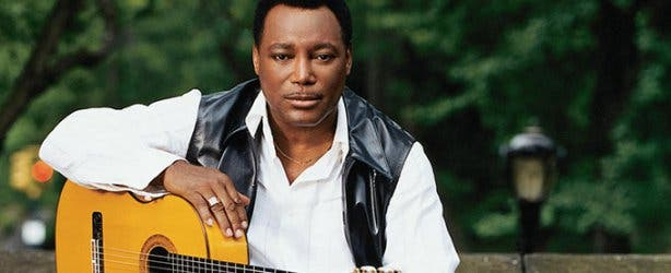 George Benson Concert in Cape Town 1