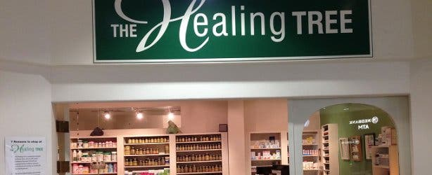Healing Tree health shop