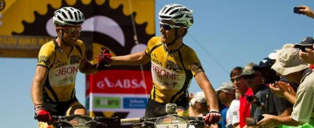 ABSA Cape Epic MTB Challenge Finish