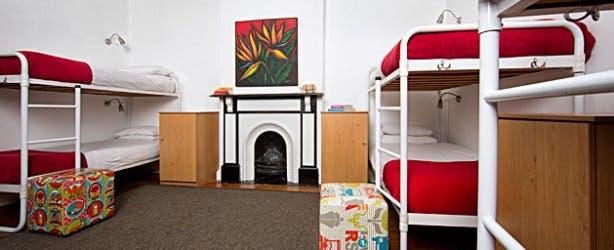 The Backpack Backpackers Dorm Room