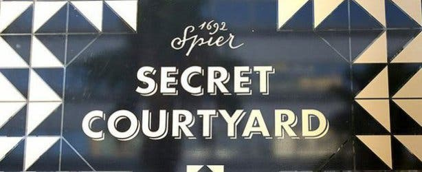 Spier Secret Courtyard Logo