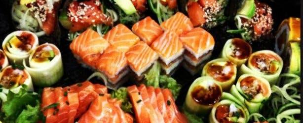 Nuri Sushi Factory Sushi