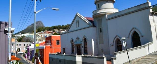 Moskee in Kaapstad