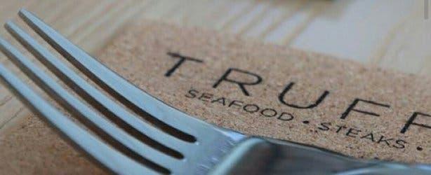 Truffle Halaal Restaurant Table Settings Cape Town