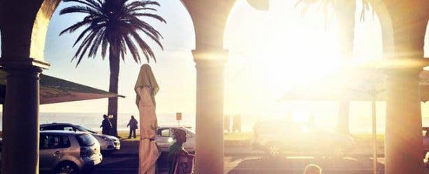 Cafe Caprice Camps Bay Sea View