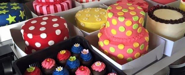 Queen of Tarts cupcake