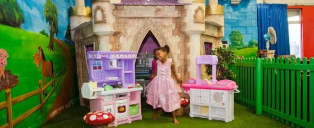 Bugz Playpark Fairy Workshop 4