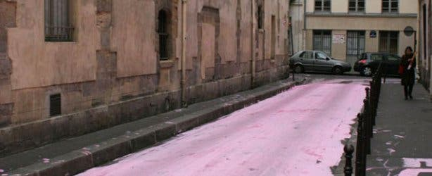 Michael Elion Pink Street Paris