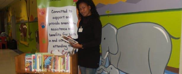 Red Cross Children's Hospital Mobile Library