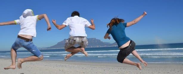 Joris stage in Kaapstad