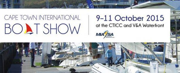 Cape Town International Boat Show 2015 2