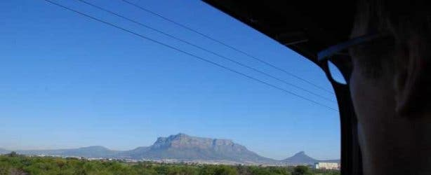 Shosholoza trein Zuid-Afrika