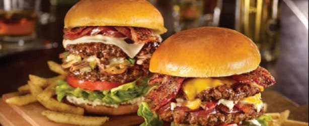 Franky's Diner Burgers