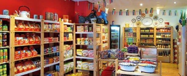 zuid-afrikaanse producten Die Spens